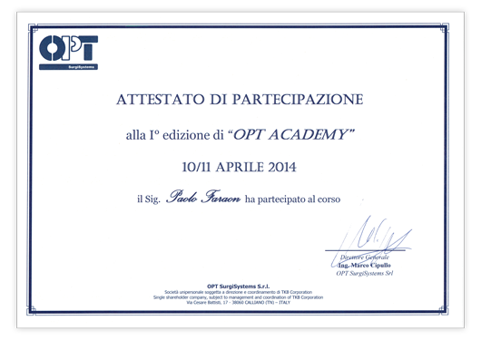 OPT_Academy-Attestato