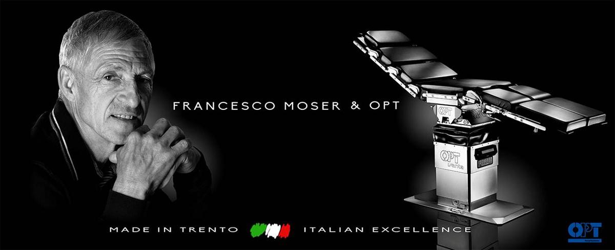 Francesco Moser & OPT